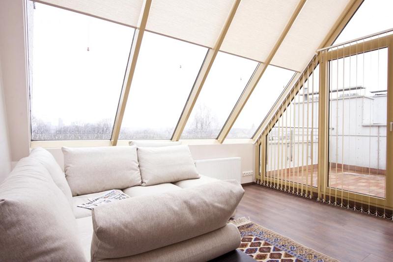 am nagement d 39 un appartement en loft paris. Black Bedroom Furniture Sets. Home Design Ideas