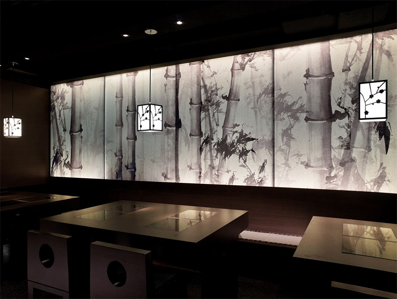 Cr er le design d 39 un restaurant asiatique for Salon asiatique paris