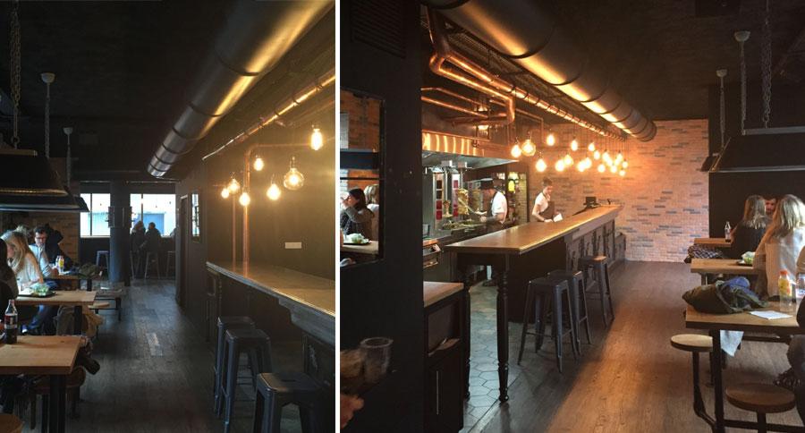 Restaurant Kebab – Design intérieur / Architecture / Identité