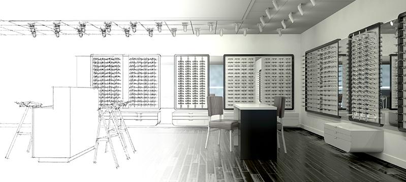 L'avantage de la vue 3D